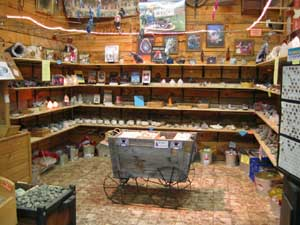 Gem Shop Section Photo